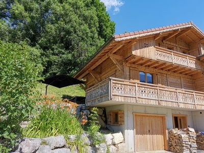 Photo for Beautiful Chalet in the heart of the village of Reposoir