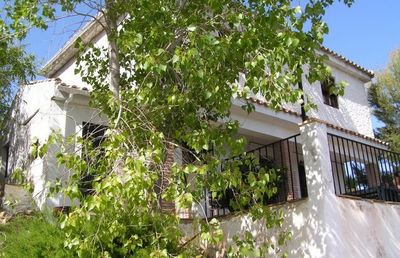 Photo for Rural house (full rental) Cortijo la Alberquilla for 5 + 1 people