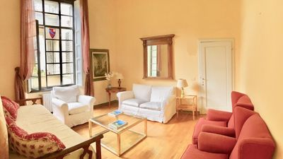 Photo for Palazzo Machiavelli, amazing apartment in the heart of Florence.