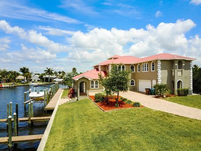 Photo for SWFL Rentals - Villa Maddalena - Exquisite Home with Breathtaking Views