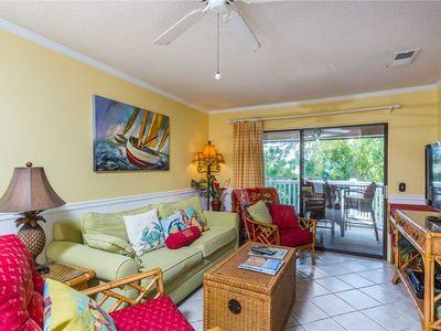 Photo for Enjoy Ocean Breeze from your Balcony! Amenities include Pool and Boardwalk to Beach.