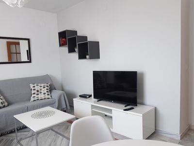 Photo for Cozy apartment with wifi in málaga