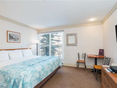 Photo for Mountainside Inn Hotel Room With King Bed