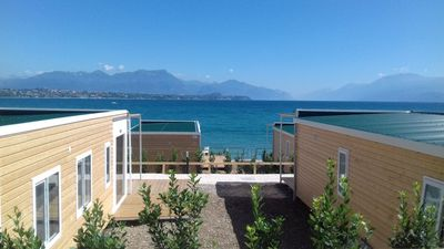 Photo for Holiday House - 7 people, 34m² living space, 3 bedroom, sea view, Cabel TV