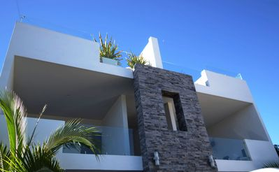 Photo for Lovely, modern condo, own Pool, close to the Malecon & Marina Cortez La Paz BCS
