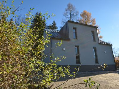 Photo for Modern holiday home / 2 under 1 roof / in the Bohmerwald, only 500 m from the slopes