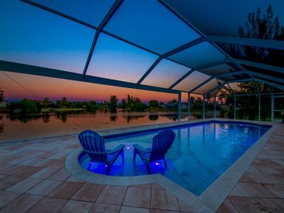 Photo for Roelens Vacations - Villa Ever After - Cape Coral