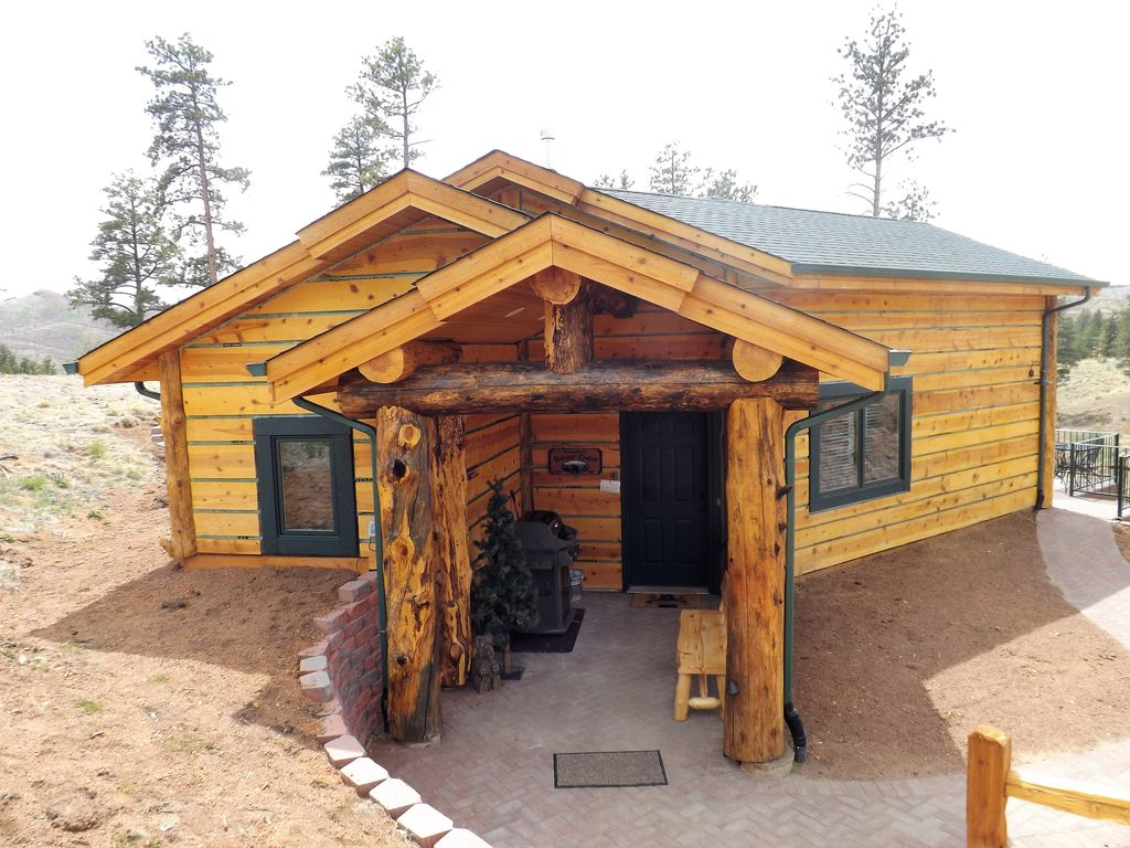 Property Image#7 Pikes Peak Resort   Bear Den Cabin   Where Wilderness U0026  Luxury