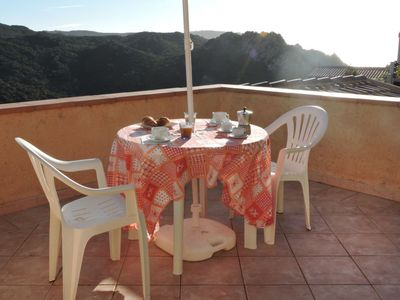 Photo for Apartment in the center of Costa Paradiso with Parking, Pool, Terrace (666317)
