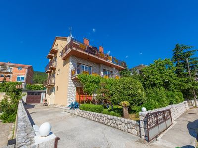 Photo for Apartment Crikvenica for 8 - 9 people with 4 bedrooms - Apartment