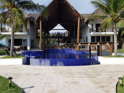 Photo for Big Amazing Beach Home! in Monterrico MR025