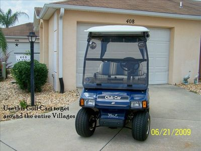 Photo for 2BR Villa Vacation Rental in The Villages, Florida