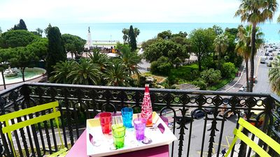 Photo for FONTAINE ALBERT 1 ER  AP4014 - Apartment for 4 people in Nice