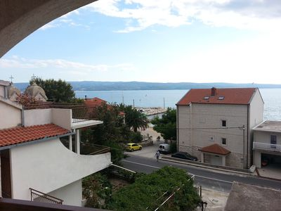 Photo for 1BR Apartment Vacation Rental in Riviera Omis, Riviera Omis