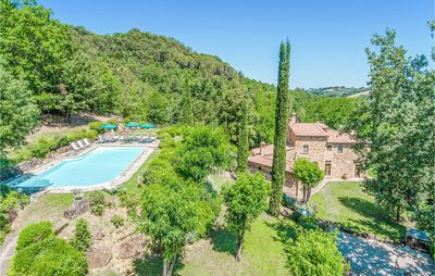 Photo for 8 bedroom accommodation in Montaione (FI)