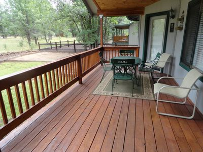 Photo for Cozy Cabin In Pinetop Lakes Country Club