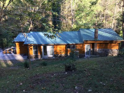 Photo for Beautifully renovated cabin in Gatlinburg
