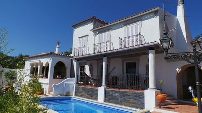 Photo for FABULOUS 3 BEDROOM VILA WITH MAGNIFICENT SEA VIEWS