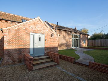 Luxury Barn Conversion now ready to let, you will leave with fantastic memories