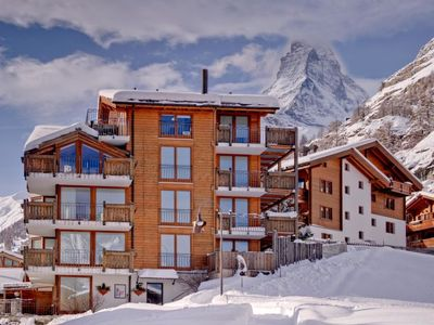 Photo for Apartment Chalet Carmen  in Zermatt, Valais - 2 persons, 1 bedroom
