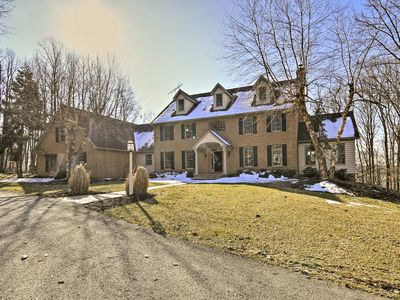 Photo for High-End Atglen House on Secluded 60 Acres!