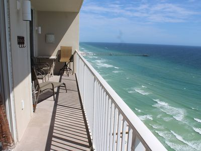 Oceanfront Master Bedroom with Spectacular View!!!
