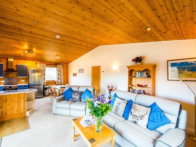 Photo for Raven chalet - Two Bedroom Chalet, Sleeps 4