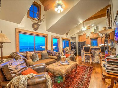 Photo for Summer Luxury In The Mountains - Outstanding Luxury Vacation Home You Will Not Forget