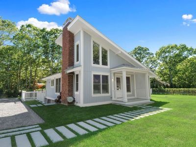 Photo for East Hampton Chic 4 Bedroom With Pool