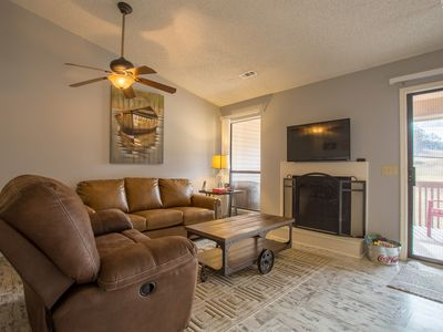 Photo for Sweet Retreat - Fantastic 2 Bedroom Condo at wonderful Pointe Royale Resort!