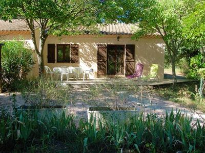 Photo for At the edge of the forest, in green Provence,