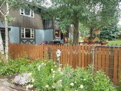 Photo for Beautiful 2 Bedroom apartment in the heart of Crested Butte historic district.