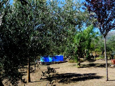 Photo for Country house with swimming pool in unspoilt nature between Rome & Naples