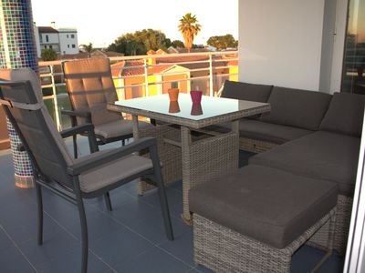 Photo for Apt. Oliva Nova Edf. Vistas Golf next to the Beach (350m)