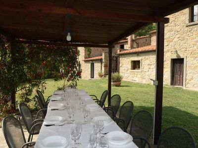 Photo for Vacation home Gloriosa in Cortona - 12 persons, 6 bedrooms