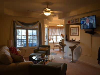 Photo for Very inviting 2BD, 2BA condo in Creekwood/Community pool