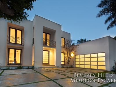 Photo for Epic Beverly Hills Modern Getaway With Gigantic Yard, Serene Peaceful Interior