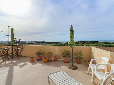 Photo for Oceanfront Executive -Beautiful Panoramic View -w. pool  & Private Patio