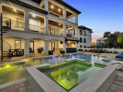 Photo for Gigantic Vacation Home in Destiny West w/ Resort-Style Pool & Gulf Views!