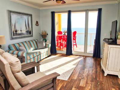 Photo for Gulf Front 2/2 Condo in Ocean Reef; Newly Remodeled -Call Now for Great Deals