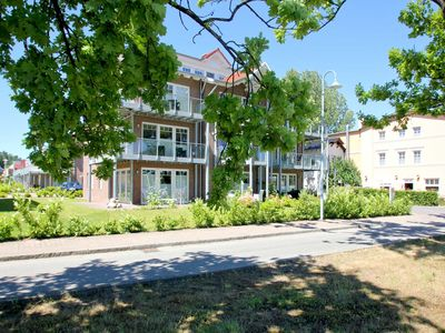 Photo for Apartment 2-3: 62m², 2-room, 4 pers., Balcony, sea view kH - Hafenresidenz