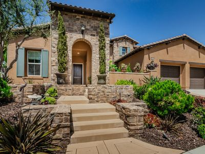 Photo for Carlsbad Home with Panoramic Views