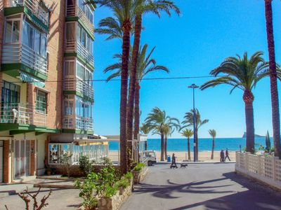 Photo for Apartment Turia Playa in Benidorm - 4 persons, 2 bedrooms
