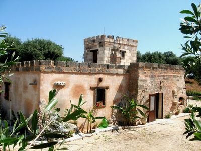 Photo for 2BR Country House / Chateau Vacation Rental in Carovigno, Puglia
