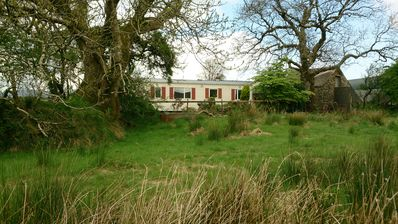Photo for Escape to the Hills - stay on a tranquil Preseli smallholding