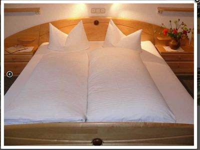 Photo for Double room 2 (with balcony) - Ritter Anni - Haus Ritter