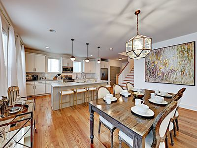 Dining Area - Welcome to Nashville! This home is professionally managed by TurnKey Vacation Rentals.
