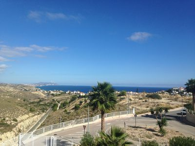 Photo for BEAUTIFUL APARTMENT SEA VIEW IN EL CAMPELLO SPAIN