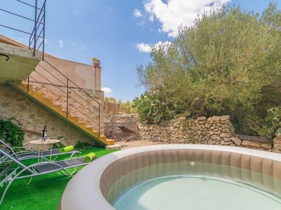 Photo for SON BANUS - Chalet with private garden in Manacor.