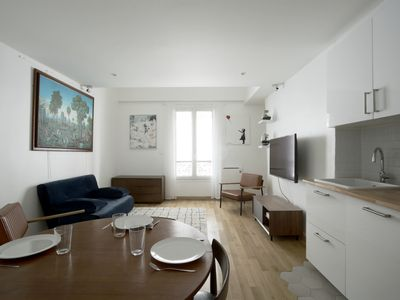Photo for Very cute 2 Bedrooms#Paris 10
